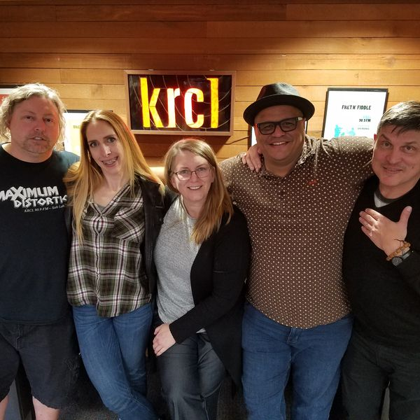 KRCL Sundance Wrap Party!