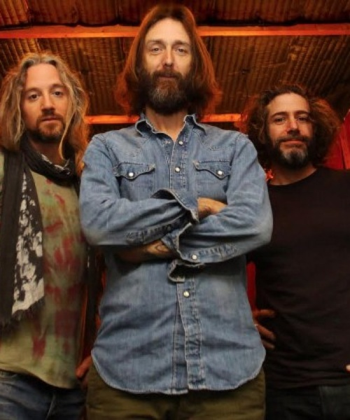 KRCL Presents: The Chris Robinson Brotherhood on Jan 2, 2016