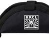 KRCL Puppy Pack (Dog Bowl) - Available for a donation of $300 or more ($25/month) and includes a folding travel dish, a bandana, leash, and KRCL hat.