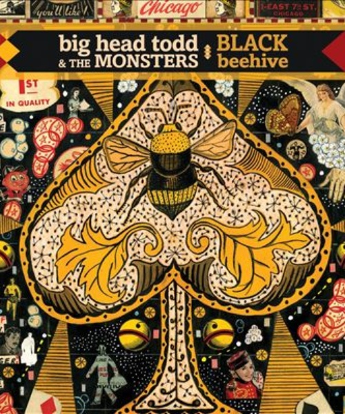 KRCL Presents: Big Head Todd & the Monsters Jan 12, 2016 at The Depot