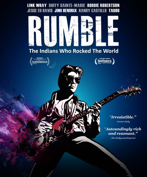 KRCL's Music Meets Movies - RUMBLE: The Indians Who Rocked the World