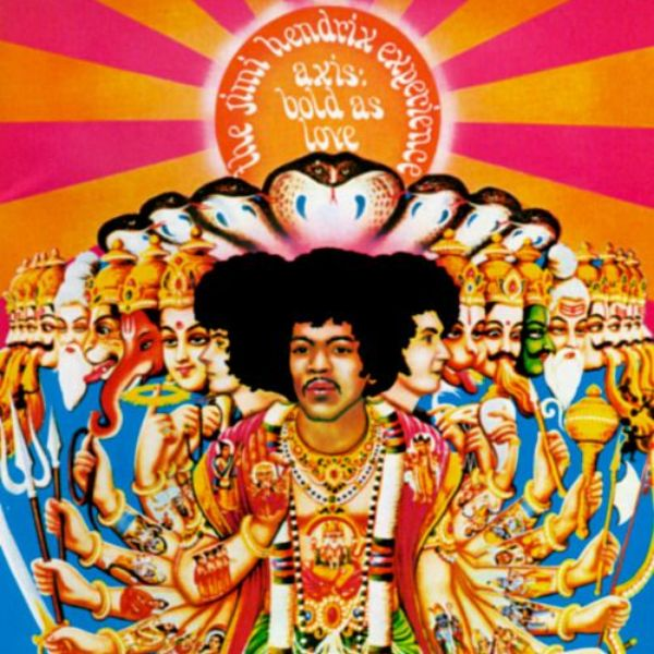 Album of the Day: The Jimi Hendrix Experience / Axis: Bold as Love