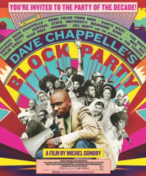 KRCL's Music Meets Movies - Dave Chappelle's Block Party