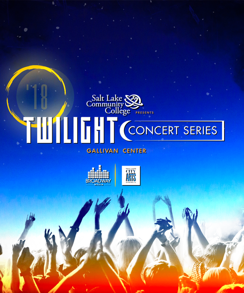 The Salt Lake Community College Twilight Concert Series 2018