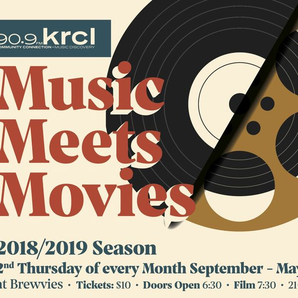 KRCL's Music Meets Movies: The Full Series