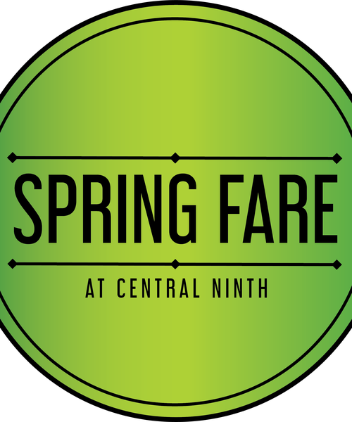 Spring Fare at Central 9th