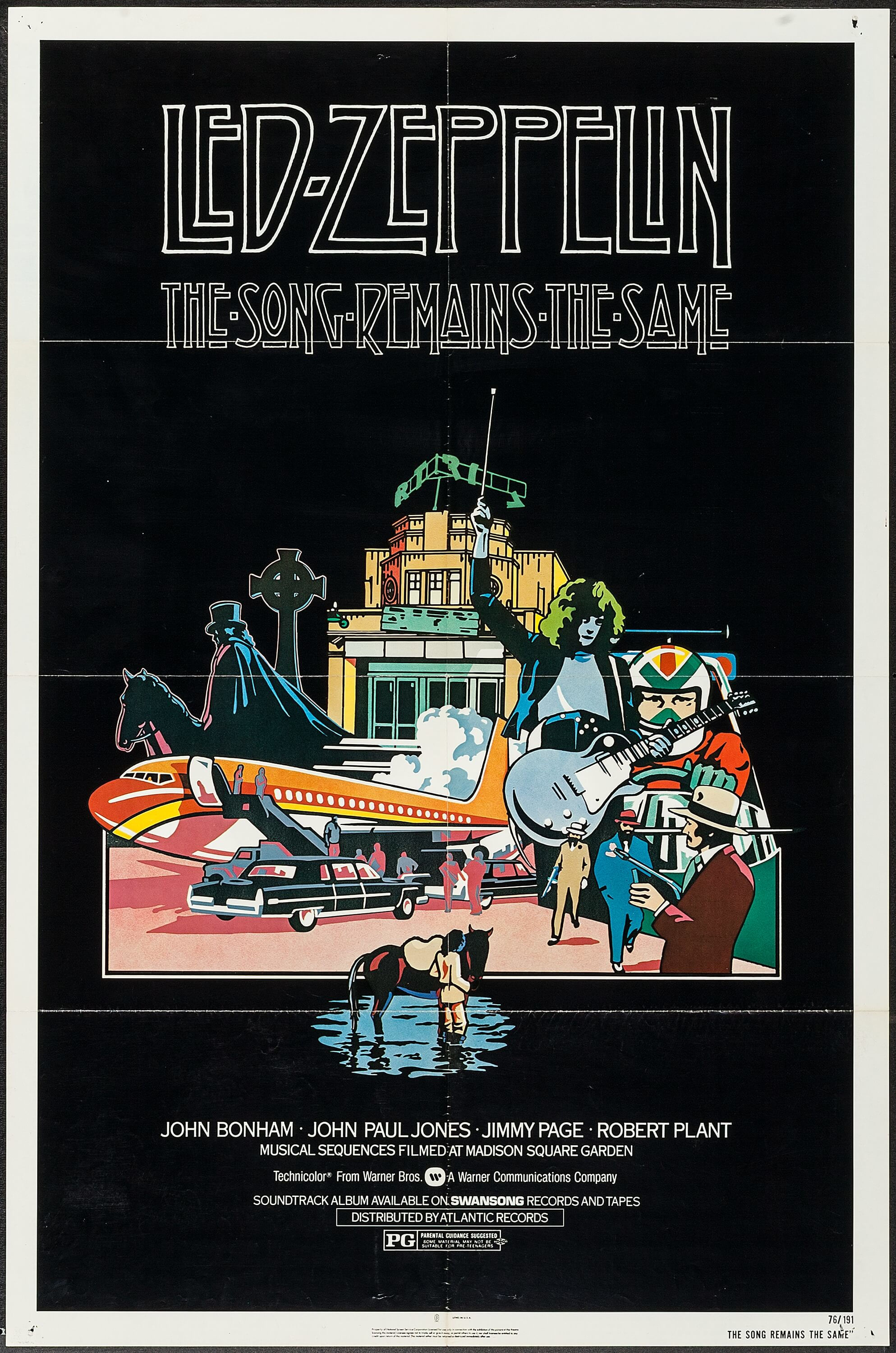 KRCL | Music Meets Movies-Led Zeppelin The Song Remains the Same