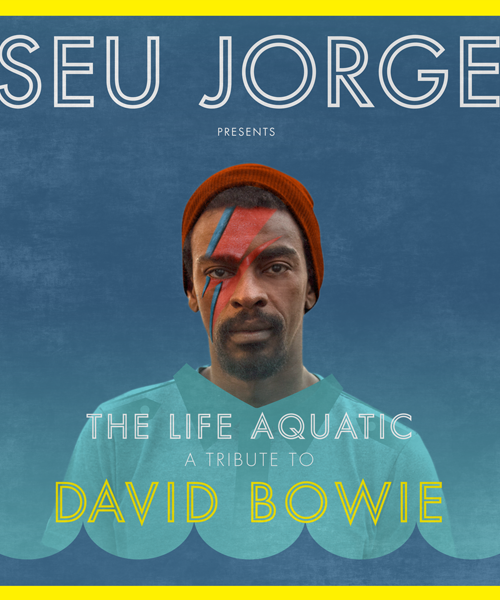 SEU JORGE PRESENTS: The Life Aquatic, A Tribute To David Bowie on Sept 7 at The Eccles Theater