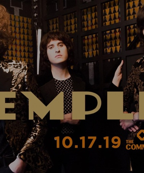 KRCL Presents: Temples on Oct 17 at The Commonwealth Room