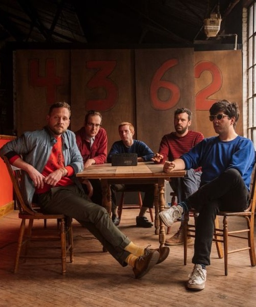 KRCL Presents: Dr. Dog at The Depot on June 11