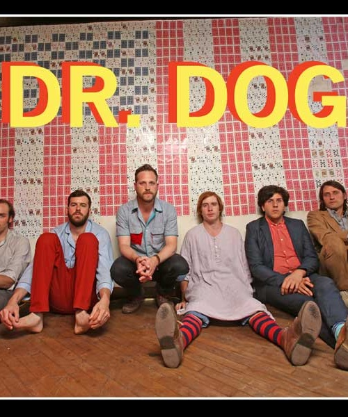 KRCL Presents: Dr. Dog on Thursday, Feb 11 at The Depot