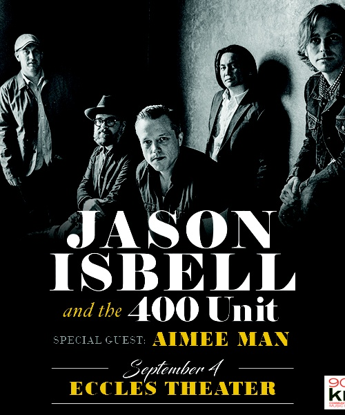 KRCL Presents: Jason Isbell & the 400 Unit with Aimee Mann