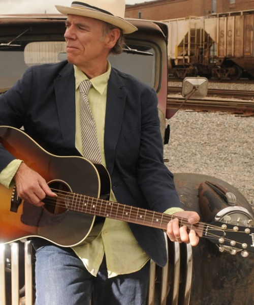KRCL Presents: An Acoustic Evening with John Hiatt, Mar 15 at The State Room