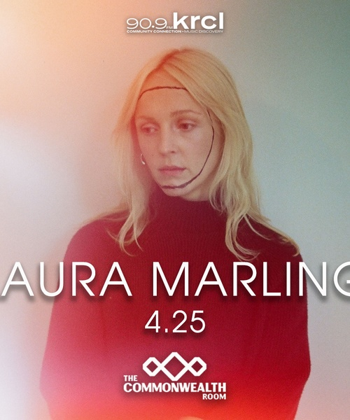 *Canceled* KRCL Presents: Laura Marling at The Commonwealth Room April 25