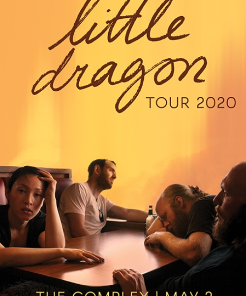 KRCL Presents: Little Dragon at The Complex May 2