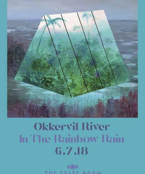 KRCL Presents: Okkervil River on June 7 at The State Room