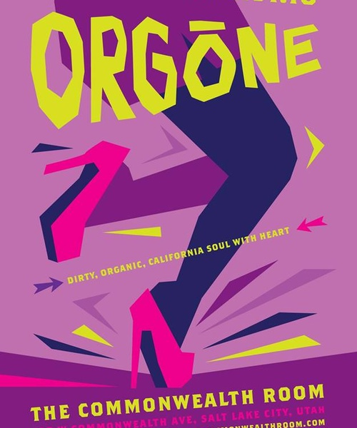 Orgone New Year's Eve Bash at The Commonwealth Room