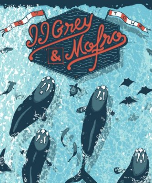 KRCL Presents: JJ Grey & Mofro with Magpie Salute Live at the Eccles