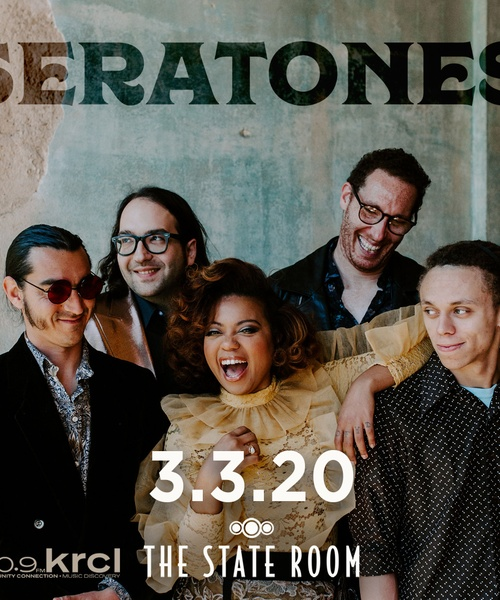 KRCL Presents: Seratones at The State Room on March 3
