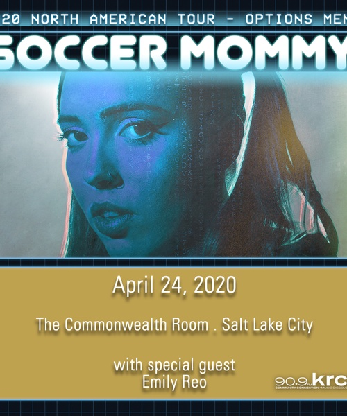 KRCL Presents: Soccer Mommy April 24 at The Commonwealth Room