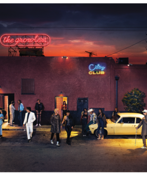 The Growlers at The Depot on Tues, March 28