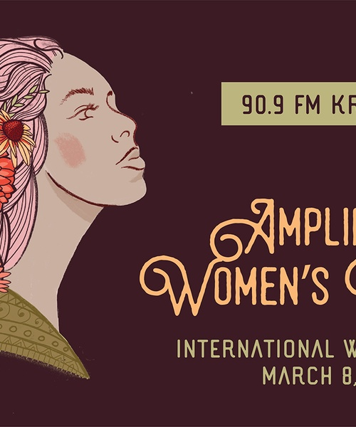 Amplifying Women's Voices: International Women's Day 2018– a peaceful rally with special performance from Lucius
