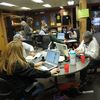 In the trenches - Fall Radiothon 2015