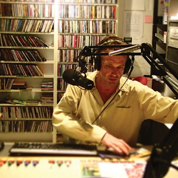 "KRCL's Blues Host Brian Kelm ""Keeping The Blues Alive"" Award"